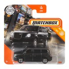 Matchbox: MBX City Levc Tx Tax kisautó