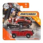 Matchbox: Mașinuță MBX City - 1948 Willys Jeepster
