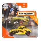Matchbox:  33 Ford Coupe kisautó - sárga