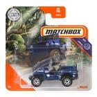 Matchbox: Mașinuță MBX Jungle Jeep Willys - albastru