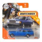 Matchbox: Mașinuță MBX City Mercedes-Benz S123 Wagon - albastru