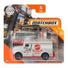 Matchbox: MBX City International Armored Truck kisautó