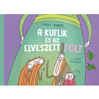 Grickles și pata pierdută - carte pentru copii în lb. maghiară