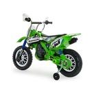 Injusa: Moto Thunder Kawasaki 12V elektromos motor
