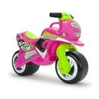 Injusa: Correpasillo Tundra Tornado Pink motocicletă fără pedale
