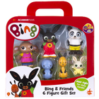 Bing és barátai figura szett - 6 db