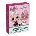 L.O.L. Surprise: Abțibilduri și cartonașe de colecție