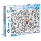Clementoni: Jégvarázs 1000 darabos kihívás puzzle