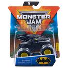 Monster Jam: Batman kisautó szilikon karkötővel