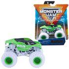 Monster Jam: Mașinuță Alien Invasion cu brățară silicon