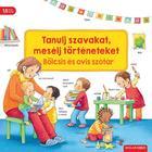 Învață cuvinte, spuneți povești - dicționar pentru cei mici, carte în lb. maghiară