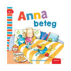 Anna este bolnavă - carte în lb. maghiară