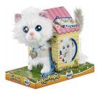 Animagic: Sétáló Mimi cica pórázzal - 22 cm