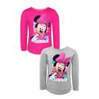 Minnie Mouse: tricou cu mânecă lungă - 122-128 cm, în două culori
