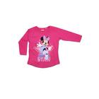 Minnie Mouse: tricou cu mânecă lungă - 98-104 cm