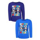 Mickie Mouse: tricou cu mânecă lungă - 110-116 cm, în două culori