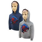 Spider-Man: bluză cu glugă - 98-104 cm, în două culori