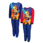 Sam, a tűzoltó: hosszú ujjú pizsama - 128 cm, két színben