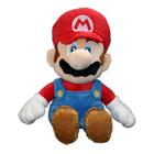 Nintendo Super Mario: figurină de pluș Mario - 24 cm
