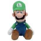 Nintendo Super Mario: figurină de pluș Luigi - 24 cm