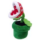 Nintendo Super Mario: Piranha növény plüssfigura - 22 cm
