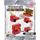 Pocket Morphers: seria 3 - Cifra 5
