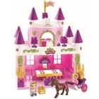 Abrick: Set de construcție Castel cu prințesă
