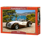 Roadster a Riviérán 500 darabos puzzle