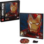 LEGO ART Marvel Studios: Iron Man 31199