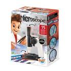 Mikroszkóp 15 kísérlettel