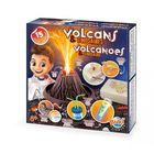 Set de experiment: Vulcani și dinozauri - cu instrucțiuni în lb. maghiară