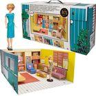 Mattel: 75. évfordulós Retro Barbie álomház és kiegészítők