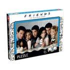 Friends: Puzzle cu 1000 piese - Milkshake