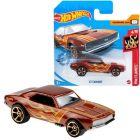 Hot Wheels: Mașinuță 67 Camaro - portocaliu