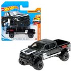 Hot Wheels: Mașinuță 19 Chevy Silverado Trail Boss LT - negru