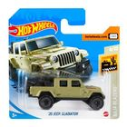 Hot Wheels: Mașinuță 20 Jeep Gladiator