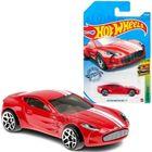 Hot Wheels: Aston Martin One-77 kisautó - piros