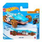 Hot Wheels: Mașinuță Croc Rod - albastru deschis