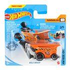 Hot Wheels: Mașinuță Aisle Driver - portocaliu
