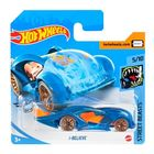 Hot Wheels: I-Believe kisautó - kék