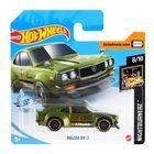 Hot Wheels: Mașinuță Mazda RX-3 - verde închis