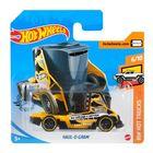 Hot Wheels: Haul-O-Gram - fekete-sárga