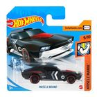 Hot Wheels: Mașinuță Muscle Bound - negru