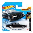 Hot Wheels: Mașinuță 96 Chevrolet Impala SS - negru