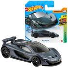Hot Wheels: McLaren P1 kisautó - grafitszürke