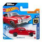 Hot Wheels: Mașinuță 70 Chevelle SS - roșu
