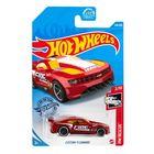 Hot Wheels: Mașinuță Custom 11 Camaro - bordo