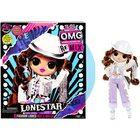 L.O.L. Surprise: OMG Remix - Păpușă Lonestar