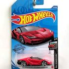 Hot Wheels: 16 Lamborghini Centenario Roadster kisautó - piros
