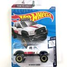 Hot Wheels: Mașinuță 10 Toyota Tundra - alb